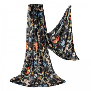 Scarf Abstract Jungle
