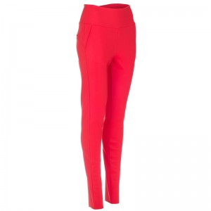 Pants Star Red